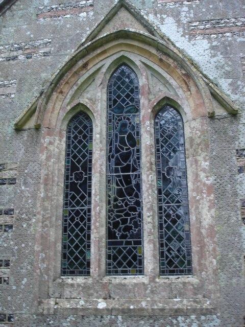 St Kenelm's altar end window