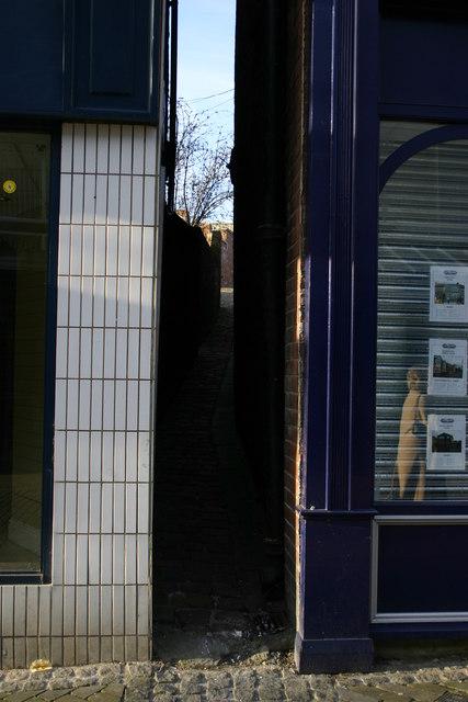 Stone Street, Prescot, Merseyside