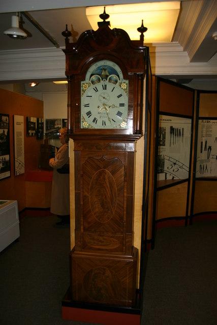 Prescot Clock Museum