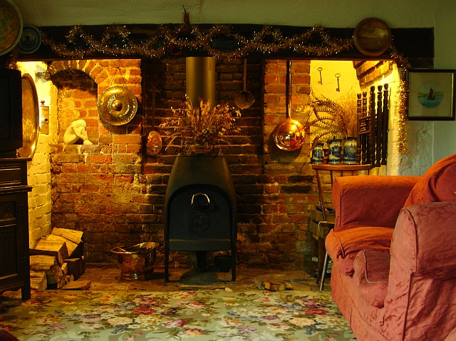 Inglenook Fireplace 169 Penny Mayes Geograph Britain And