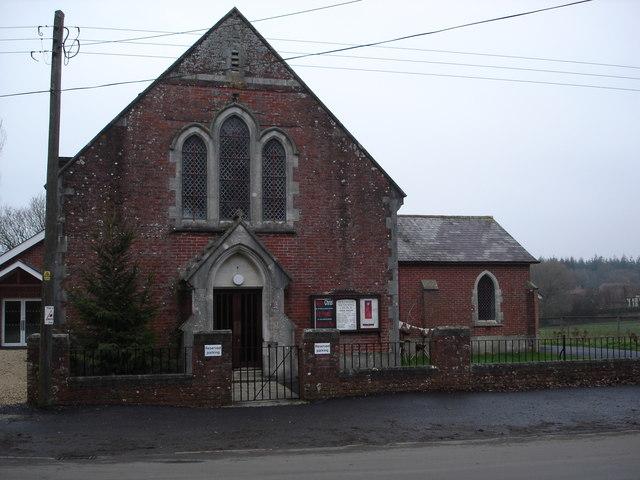 Holtwood Methodist Church