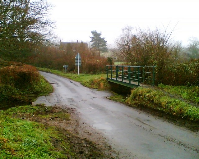 Ford near Hewish