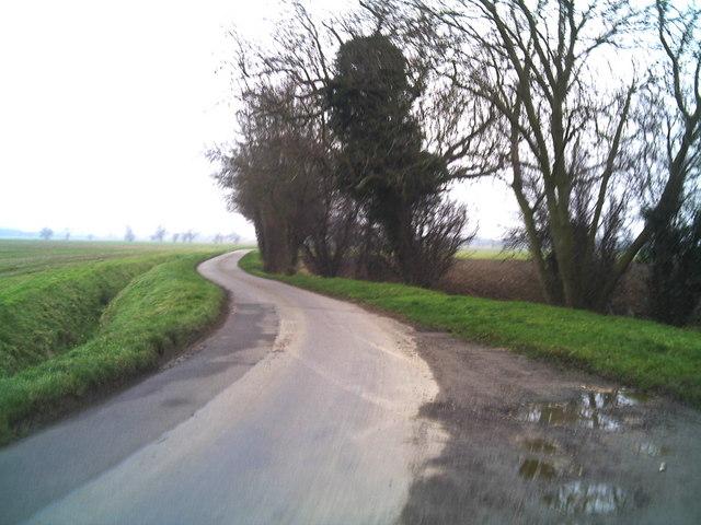 Part of Macmillan Way near Obthorpe