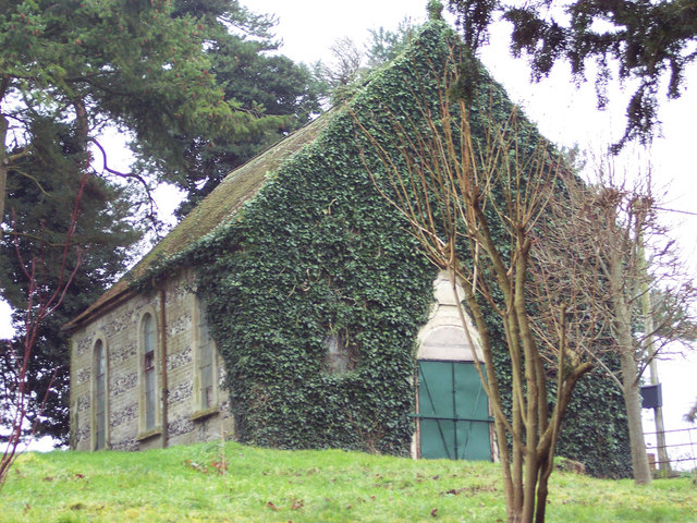 Ivy Covered Chapel