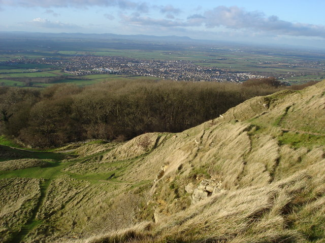 View from Cleeve Hill