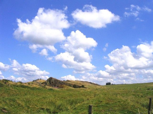 "Hadrian's Wall, the ""Vallum"""