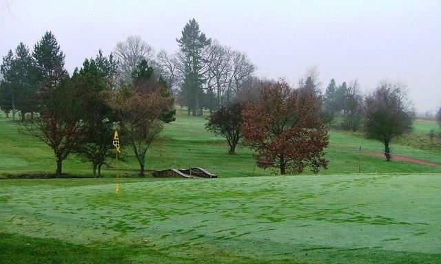 Golf Course, Auckland Park