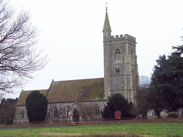 Semley Church