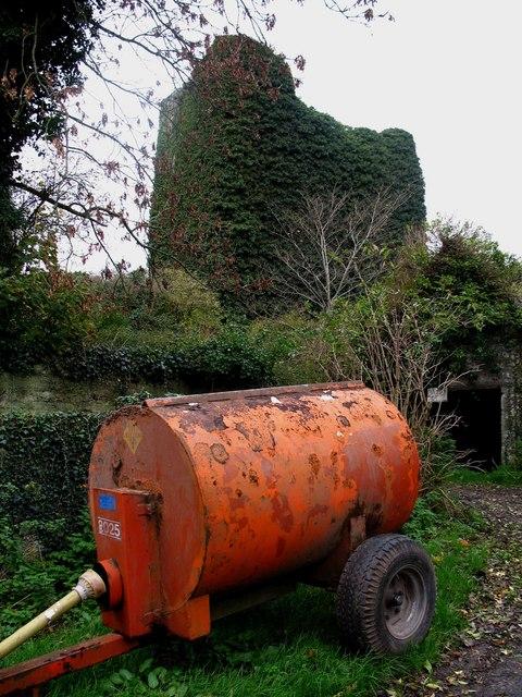 Carrigarreely Castle