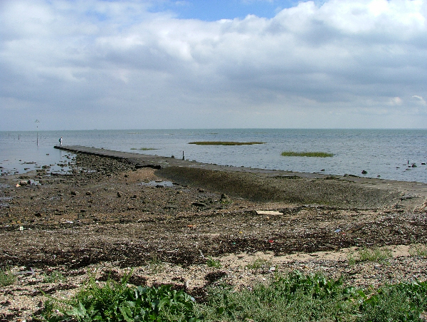 Wakering Stairs: The Broomway