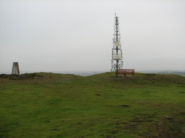 Blackford Hill summit