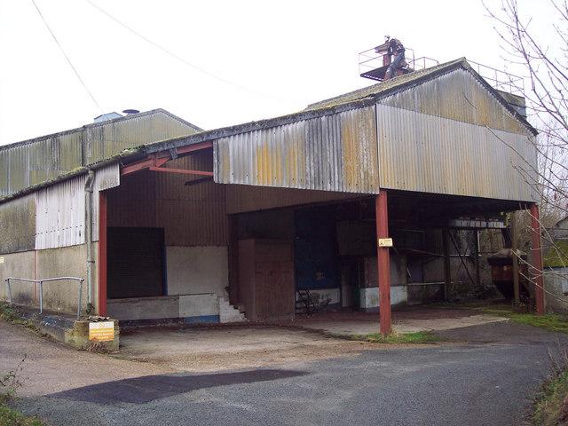 Croucheston Corn Mill