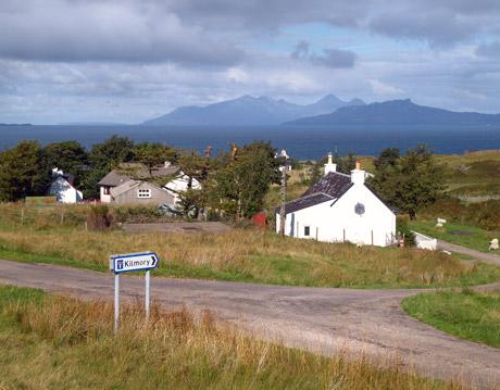 Road to Kilmory