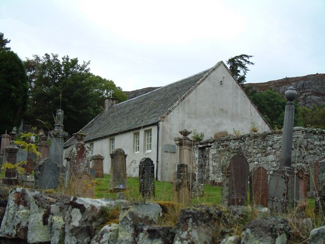 Dunlichity Church
