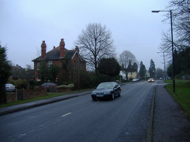 King's Acre Road