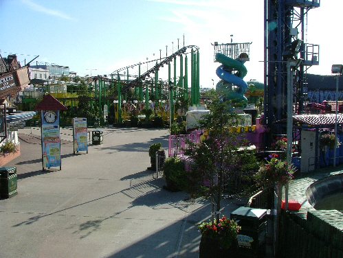 Adventure Island, Southend seafront
