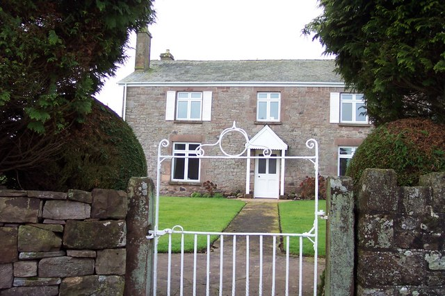 Ninewells Farm House