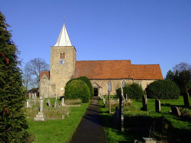Great Wakering: St Nicholas Church, Essex