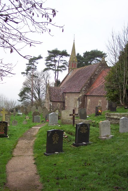 LLanishen parish church
