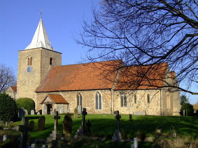 Great Wakering: St Nicholas C of E church, Essex