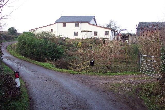 Pentre Farm House
