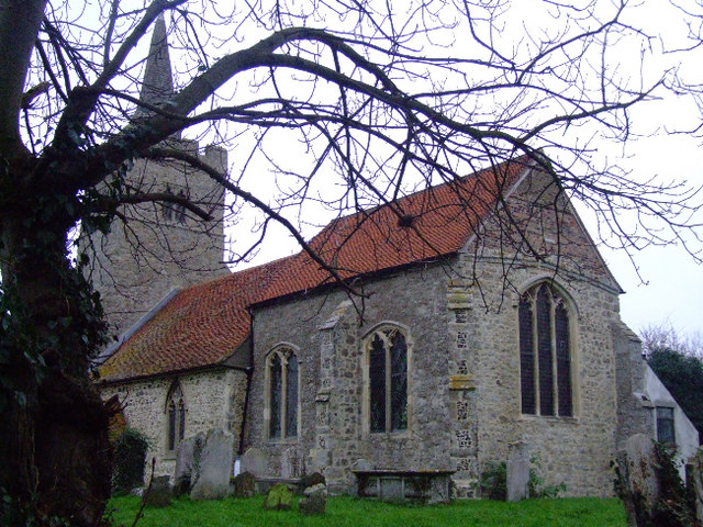 All Saints Church, Barling Magna, Essex