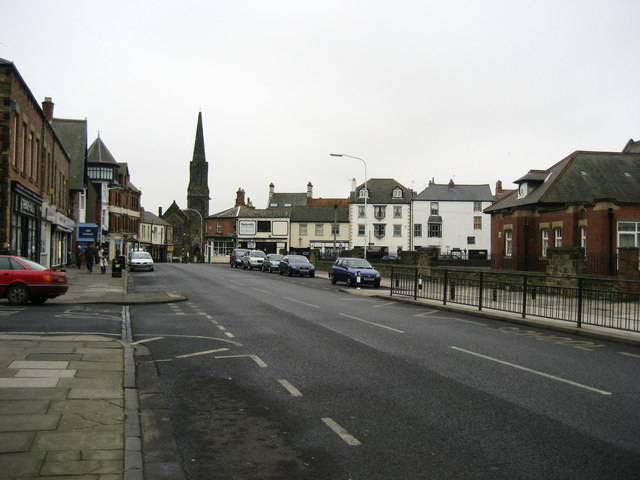 Percy Park Road, Tynemouth