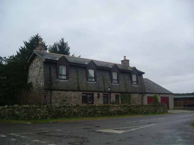Standingstones Cottage, Glenhead
