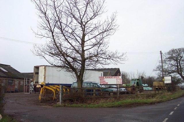 Farm shop near Raglan