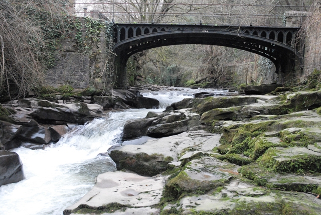 Clydach Gorge Iron Bridge