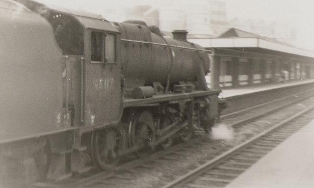 Warrington (Bank Quay) station