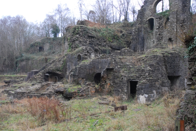 Clydach Gorge Iron Works