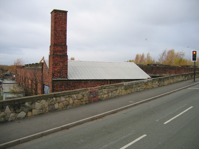 Mold Junction Locomotive Shed