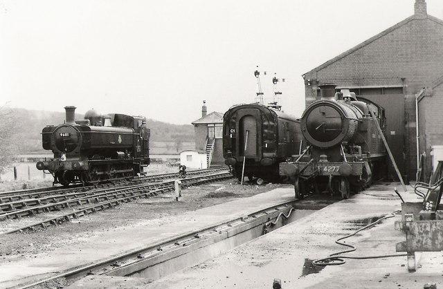 Toddington railway centre
