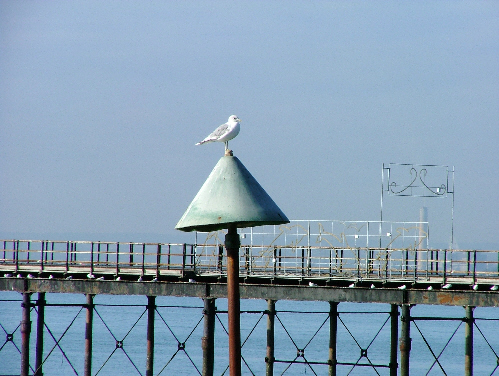 Southend pier, Southend-on-Sea, Essex