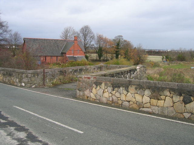 The road to nowhere and St Matthews Church