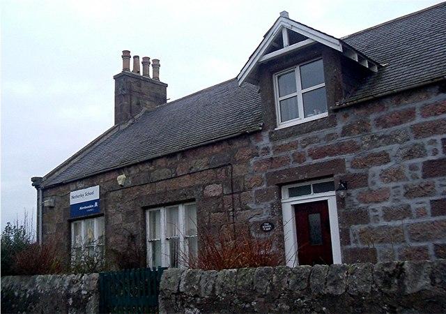 Netherley School and Schoolhouse