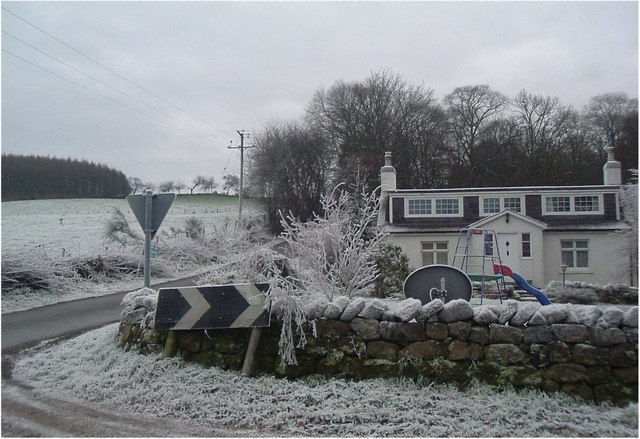 The White Cottage, Durris