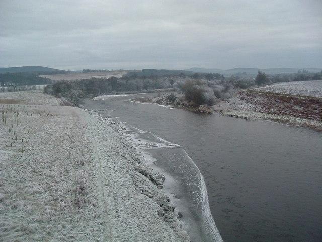 River Dee at Drumoak
