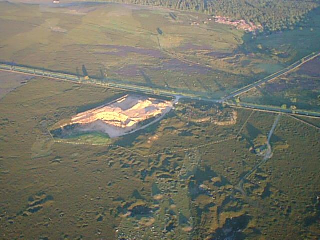 Beeley Moor, Wraggs Quarry and Bent Lane