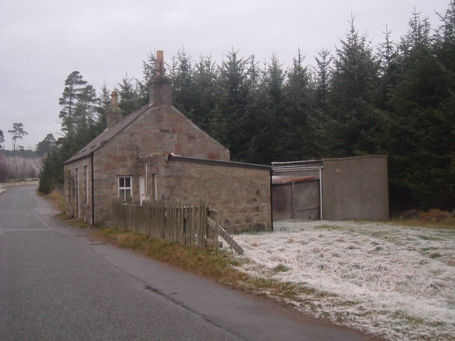 The former 'Toll House' for Park Bridge.