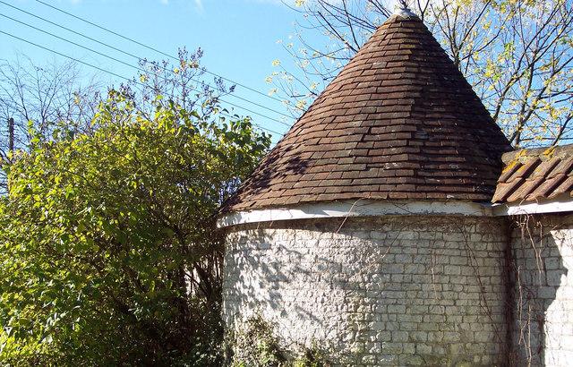 Squat Tower at Pinchers Hill, Hindon