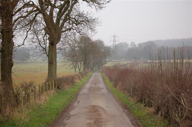 Bogend  Road