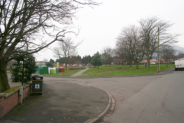 Victoria Park Gardens and Recycling Centre