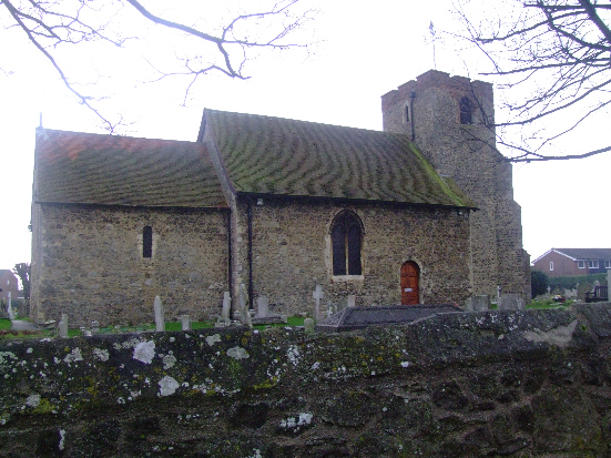 St Andrews' C of E Church, Shoeburyness