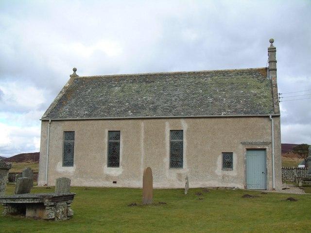 Kildonan Church