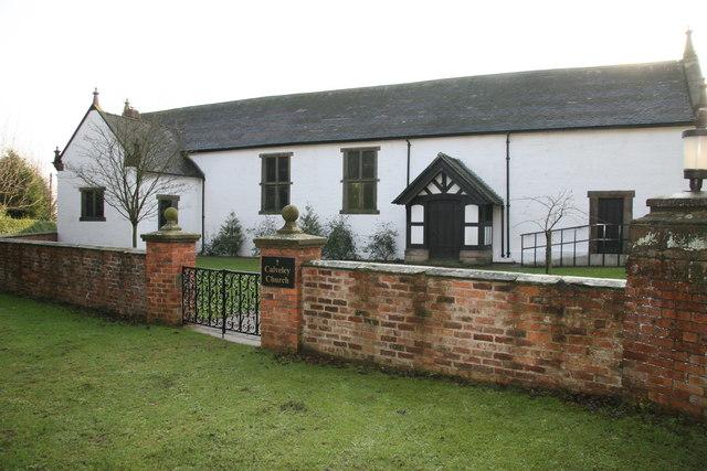 Calveley Church