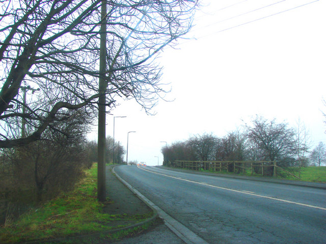 Bentley Moor Bridge