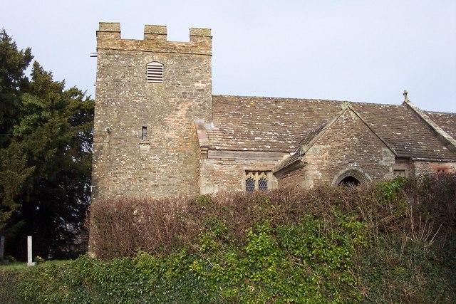 Llansoy parish church
