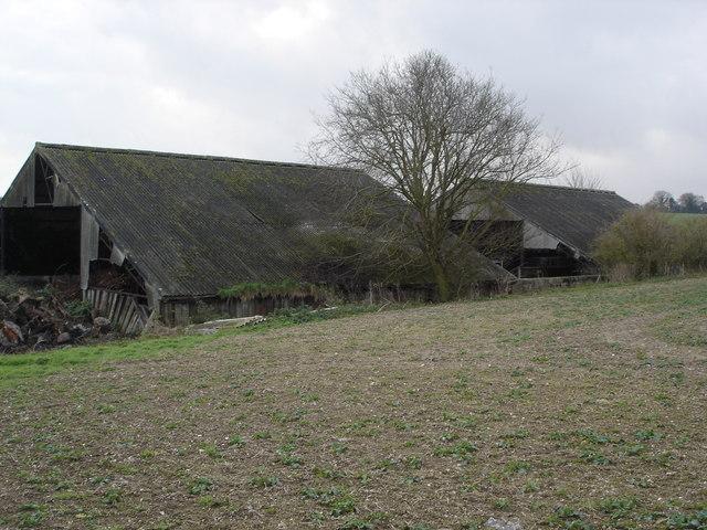 Barns at Barton Hill Dairy